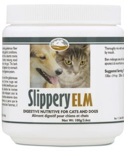 Carnivora Slippery elm digestive nutritive for dogs and cats