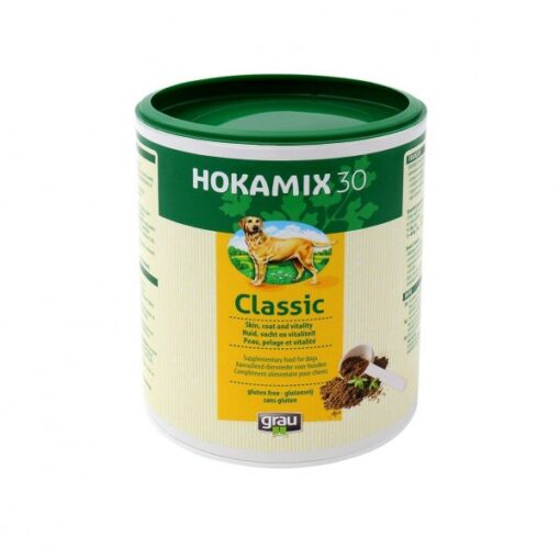 Hokamix herbal pet supplement