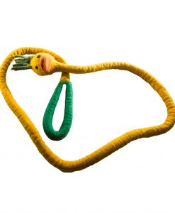 Wool tug toy for dogs