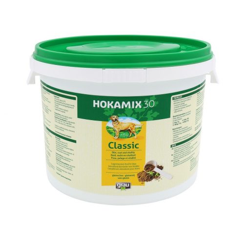 Hokamix 30 herbal pet supplement