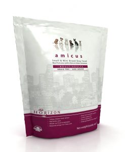 Horizon amicus grain free dog food