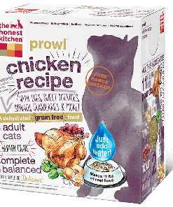 Honest Kitchen prowl cat food