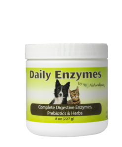 Daily Enzymes digestive supplement for pets