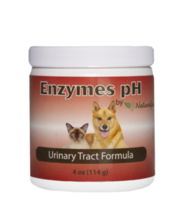 NaturalPaw Enzymes pH Urinary remedy for pets