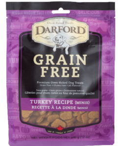 Darford-Turkey-Mini grain free biscuits