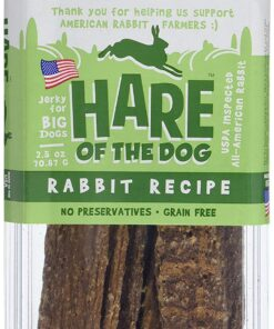Rabbit Jerky Big Dog Treats