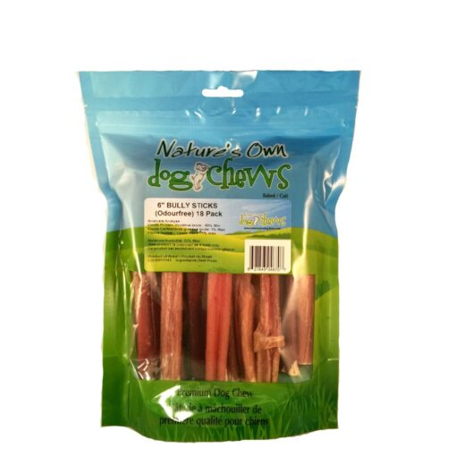 Nature's Own Odour free Bully Sticks