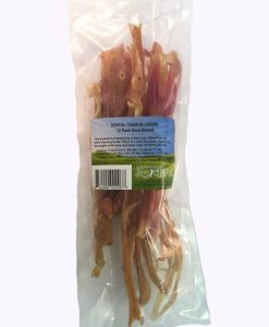 Natural Beef Tendons 12 pack