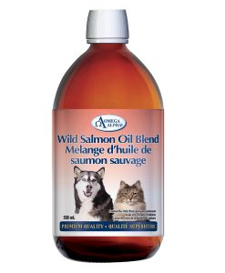 Omega Alpha Salmon Oil for pets