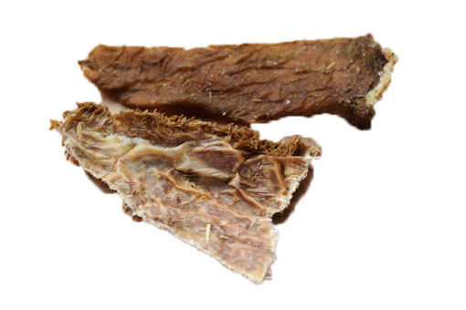 Lamb tripe dehydrated treat for dogs