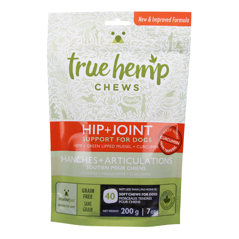 True Leaf Pet True Hemp Chews Hip Joint