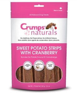 Crumps Sweet Potato Strips with Cranberry