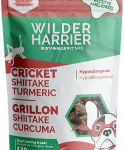 Wilder Harrier Cricket dog treats