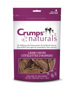 Crumps Lamb Chops Dog Treats