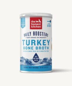 Honest Kitchen Turkey Bone Broth