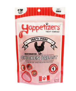 Canadian chicken breast pet treats