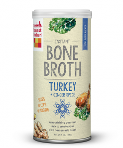 turkey bone broth for pets
