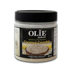 Olie Naturals Coconut crumble for pets