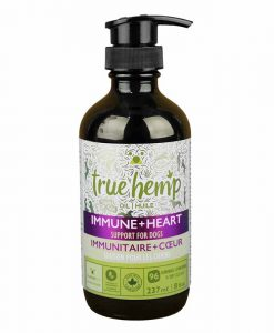 True Hemp Immune + Heart Omega 3 Oil