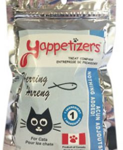 Yappetizers Herring Cat Treats