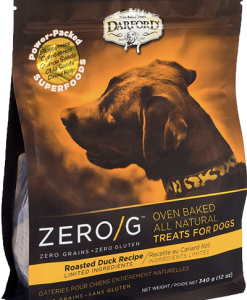 Darford duck Zero/g dog treats