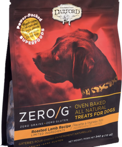 Darford Lamb Zero/g dog treats