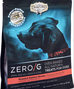 Darford Salmon Zero/g dog treats
