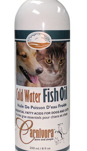 Carnivora Cold Water Fish Oil