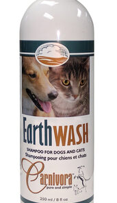 Carnivora Earth Wash shampoo for dogs and cats