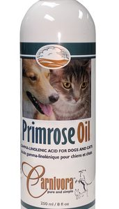 Carnivora Primrose Oil for dogs and cats