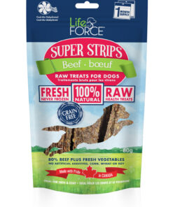 Lifeforce Super Beef Strips