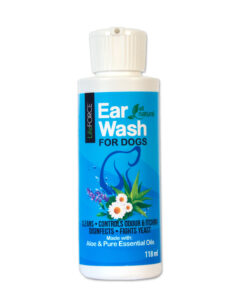 All natural ear wash for dogs