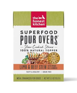 The Honest KItchen Pour Overs Lamb and Beef
