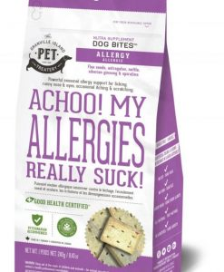 Allergy biscuits for dogs