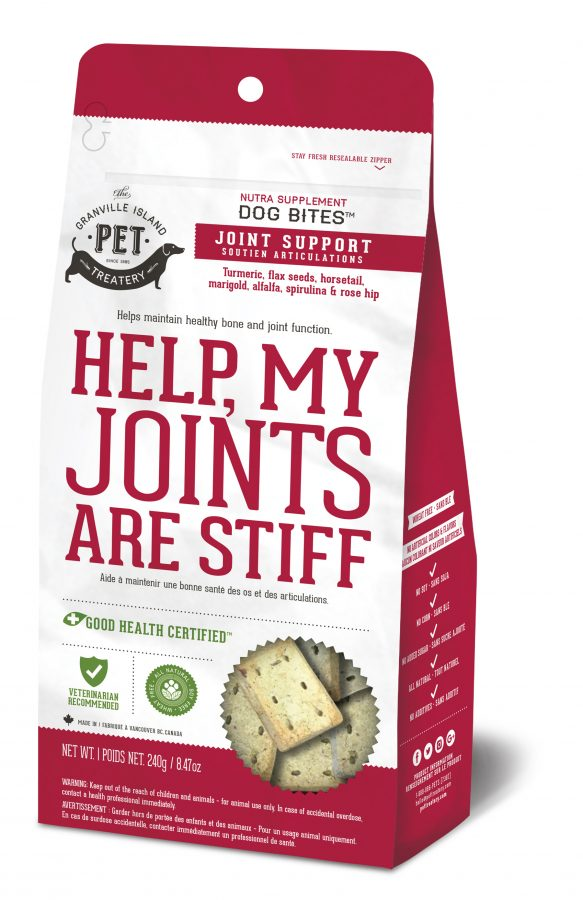 Joint biscuits for dogs