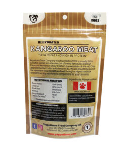 kangaroo meat dehydrated dog treat
