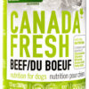 Canada Fresh PetKind Beef Canned Dog Food