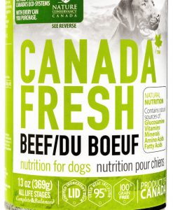 Canada Fresh Beef Canned Dog Food