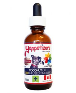 CBD with Coconut Oil for Pets