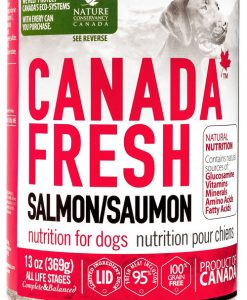 Canada Fresh Salmon Canned Dog Food