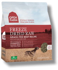 Freeze Dried Beef Raw Dog Food