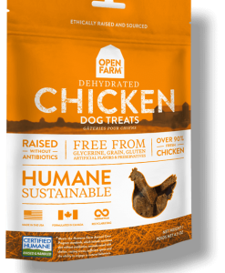 Freeze Dried Chicken Treats for Dogs