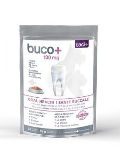 bucoplus Dental care for cats and small dogs