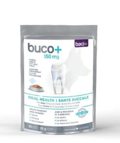 buco plus Dental care for small dogs