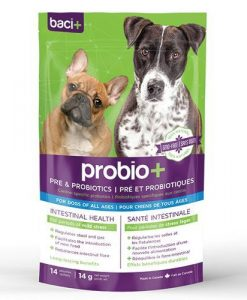 baci plus probio for dogs