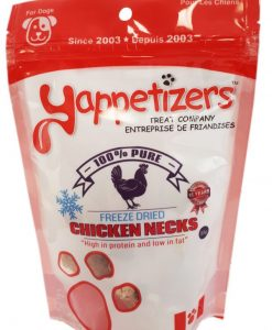 Chicken Necks Yappetizers dog treat