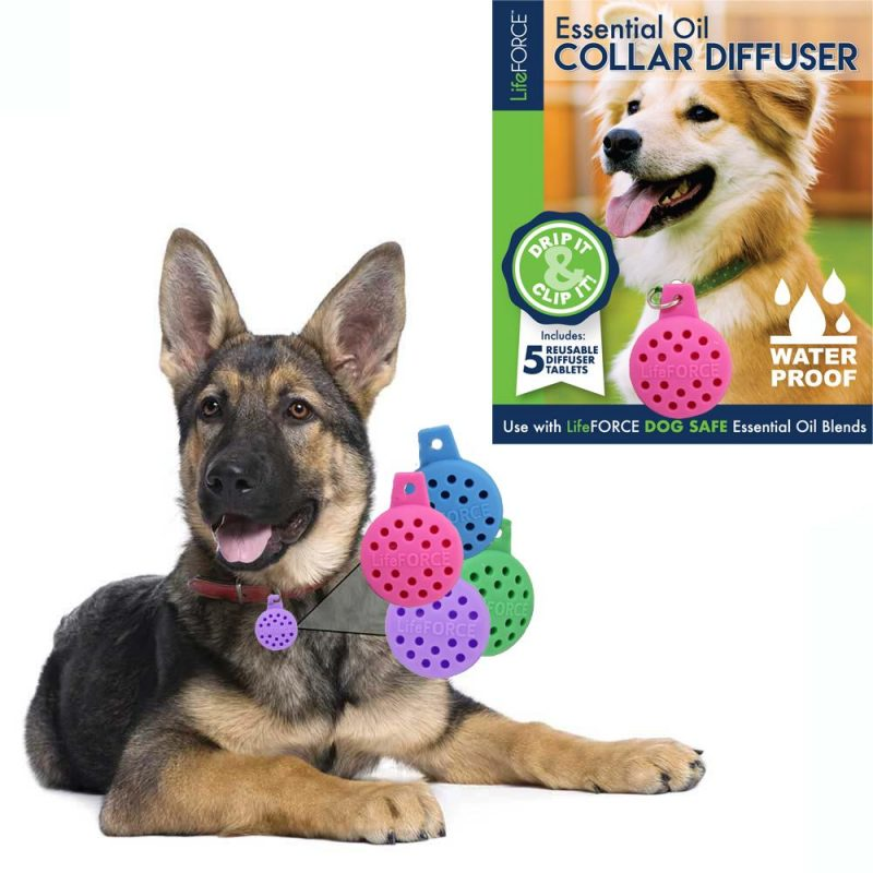 Natural Insect Repellent Nature Dog Collar Diffuser