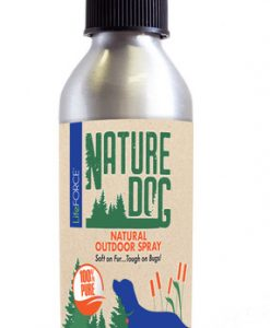 Natural Insect Repellent for dogs.