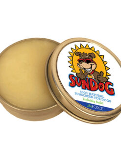 Sunscreen for dogs natural SPF 25
