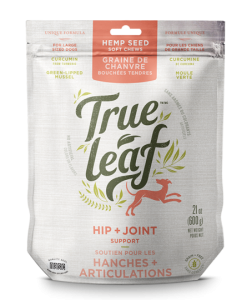 True Leaf Hip and Joint support chews